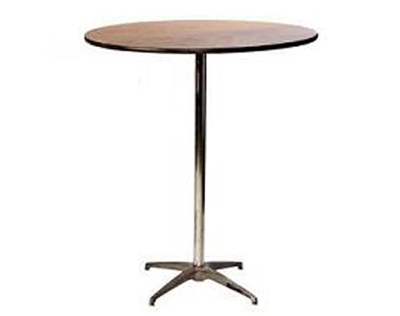 Round Table 3 Feet, 42 Inches Tall