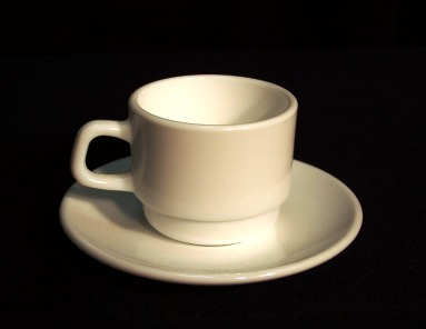 demitasse cup and saucer 4291