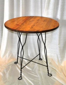 Round Ice Cream Table 2.5 Feet