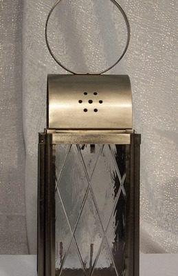 stainless steel lantern 1605