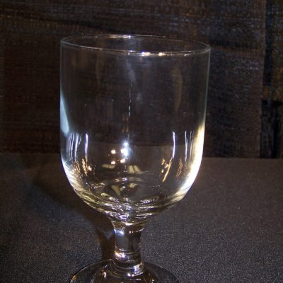 water goblet 10.5oz 3528