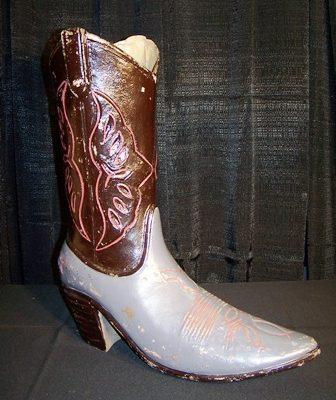 western boot ceramic 6599